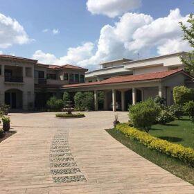 FARM HOUSE FOR SALE IN BANIGALA ISLAMABAD