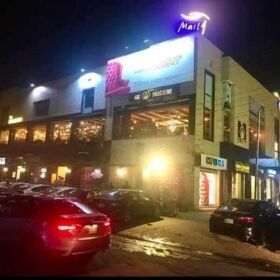 Plaza for Sale Mall One in Gulberg Lahore